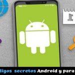 Listado de códigos secretos en Android