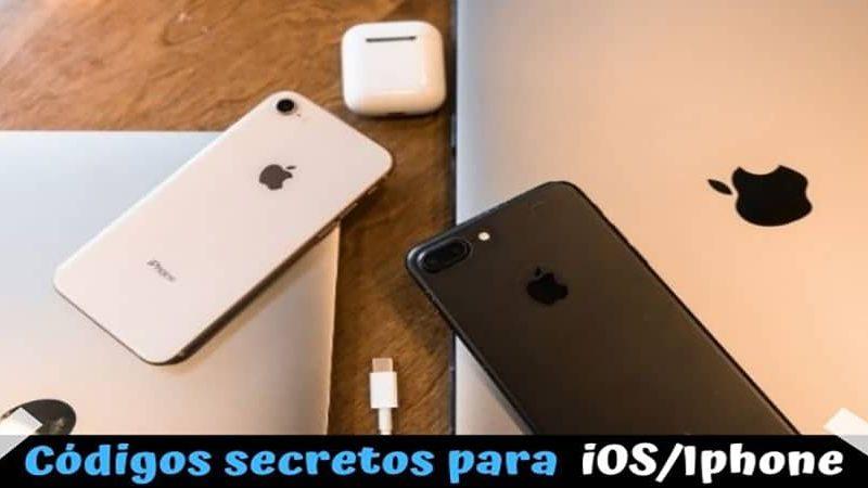 Lista de Códigos secretos para IPhone