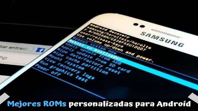 Las mejores ROMs personalizadas para Android