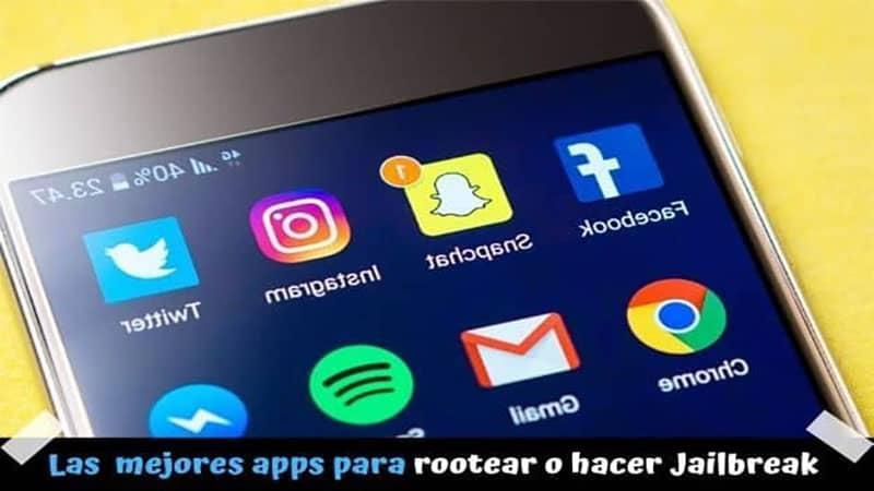 Las mejores apps para rootear tu móvil Android o iOS