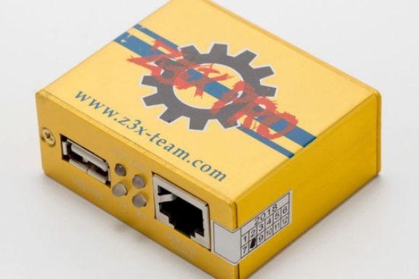 Z3X Box Pro: Liberar y desbloquear teléfonos con esta excelente caja de liberación
