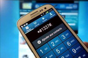 códigos secretos de samsung, Motorola, Sony, Huawei
