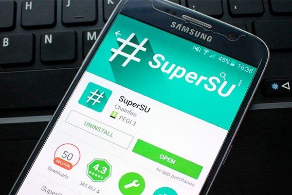 2. Descargar el archivo zip de SuperSU
