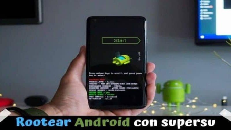 Rootear Android con SuperSU y TWRP